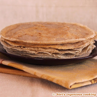 Vegan & Gluten-free Galettes - Buckwheat Pancakes, Thin & Light As Air!