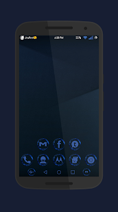 Night Sky - DU_CM12_CM13 Theme- screenshot thumbnail