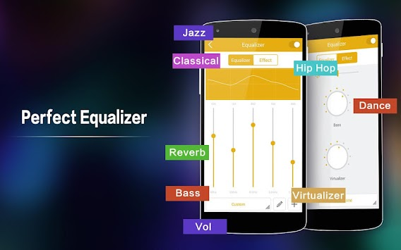 Music Player For Android APK screenshot thumbnail 10