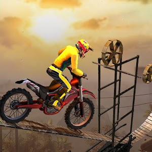 Bike Stunts 2019 For PC