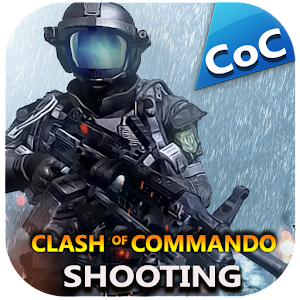 Military Clash of Commando Shooting FPS - CoC For PC (Windows & MAC)