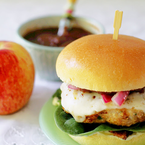 Pork Apple Burgers
