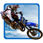 MotoX: Winter Trials - Free APK Image