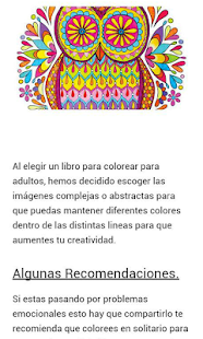 Libro Para Colorear. Adultos - screenshot