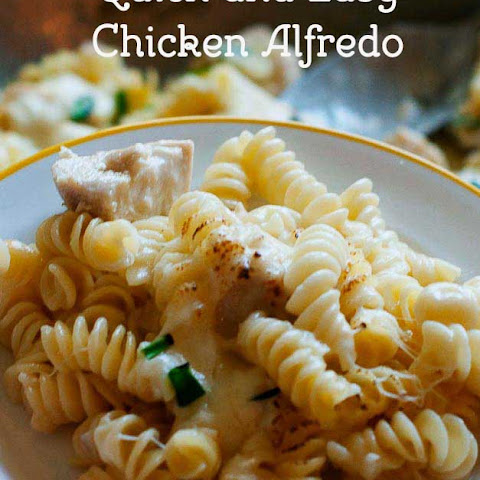 Quick and Easy Chicken Alfredo - Barilla Pasta Pronto