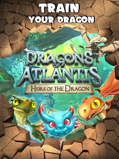Dragons of Atlantis: Heirs - screenshot