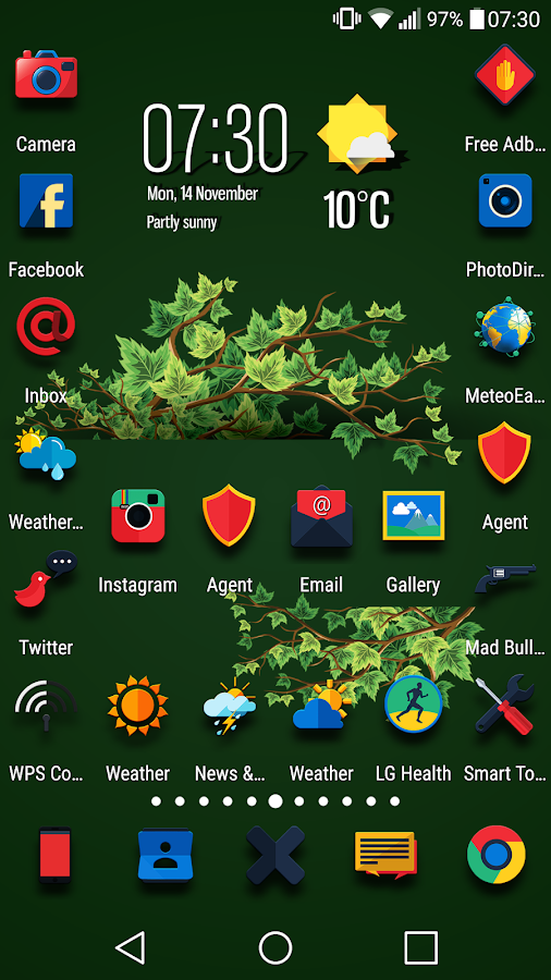 Ergon - Icon Pack Screenshot 6