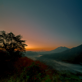 Morning  by Stephen YS - Landscapes Mountains & Hills