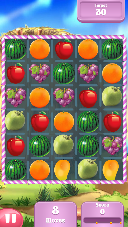 Fruit Crunch Screenshot 4