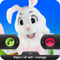 Real Call Easter Bunny APK for Ubuntu