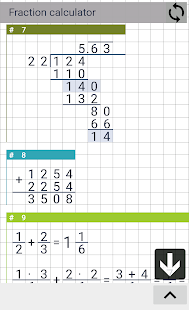 Fractions and Division PRO