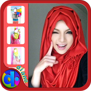 Hijab Fashion Camera