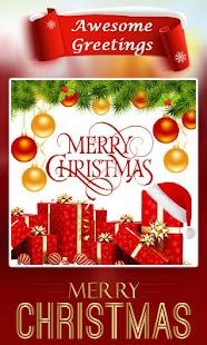 Christmas Photo Frame : Cake & Photo Card Maker