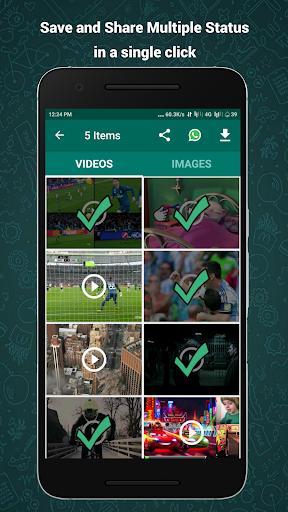 WhatsAssist - Status Saver for WhatsApp screenshot 3