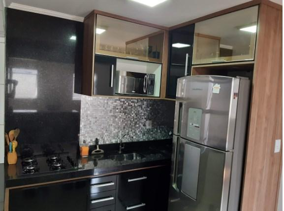 Apartamento com 3 dormitórios à venda, 63 m² por R$ 264.000,00 - Parque João de Vasconcelos - Sumaré/SP