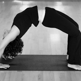 Yoga by Myra Brizendine Wilson - Sports & Fitness Fitness ( fitness, health and fitness, exercise, yoga, yoga class,  )
