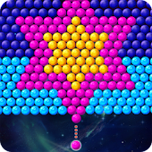 Game Bubble Pop Stars apk for kindle fire