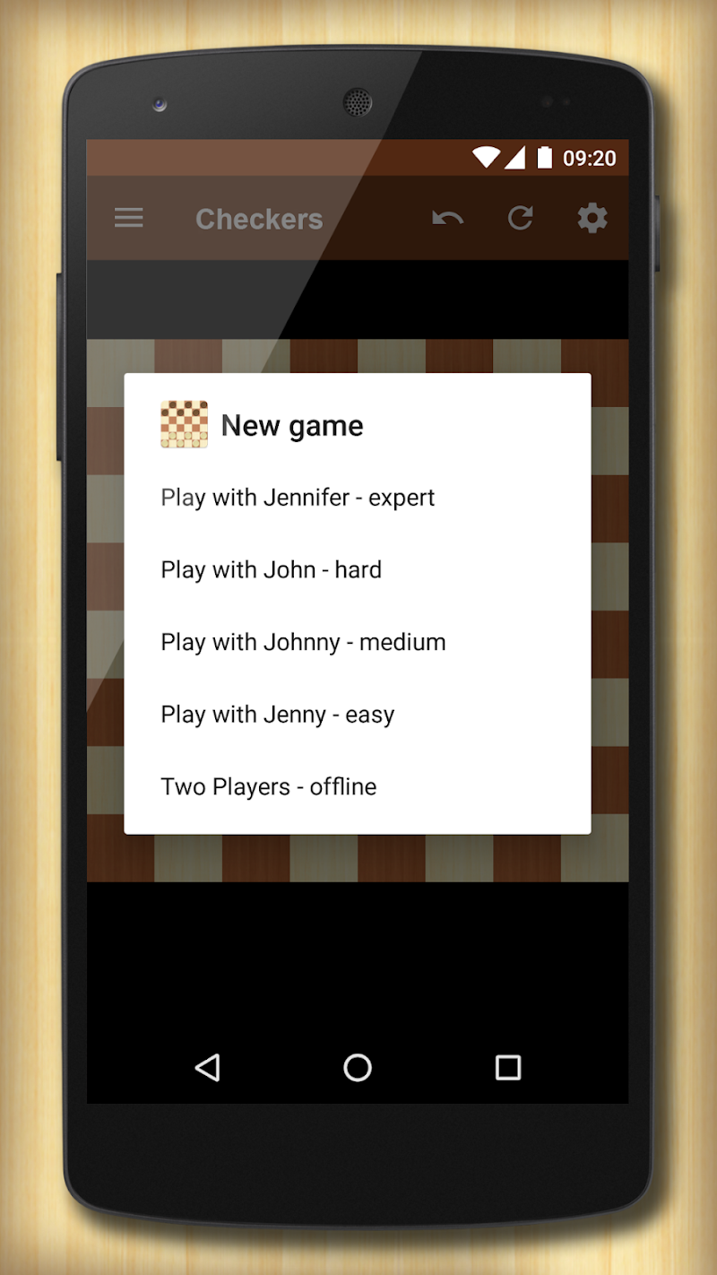 Checkers Screenshot 6