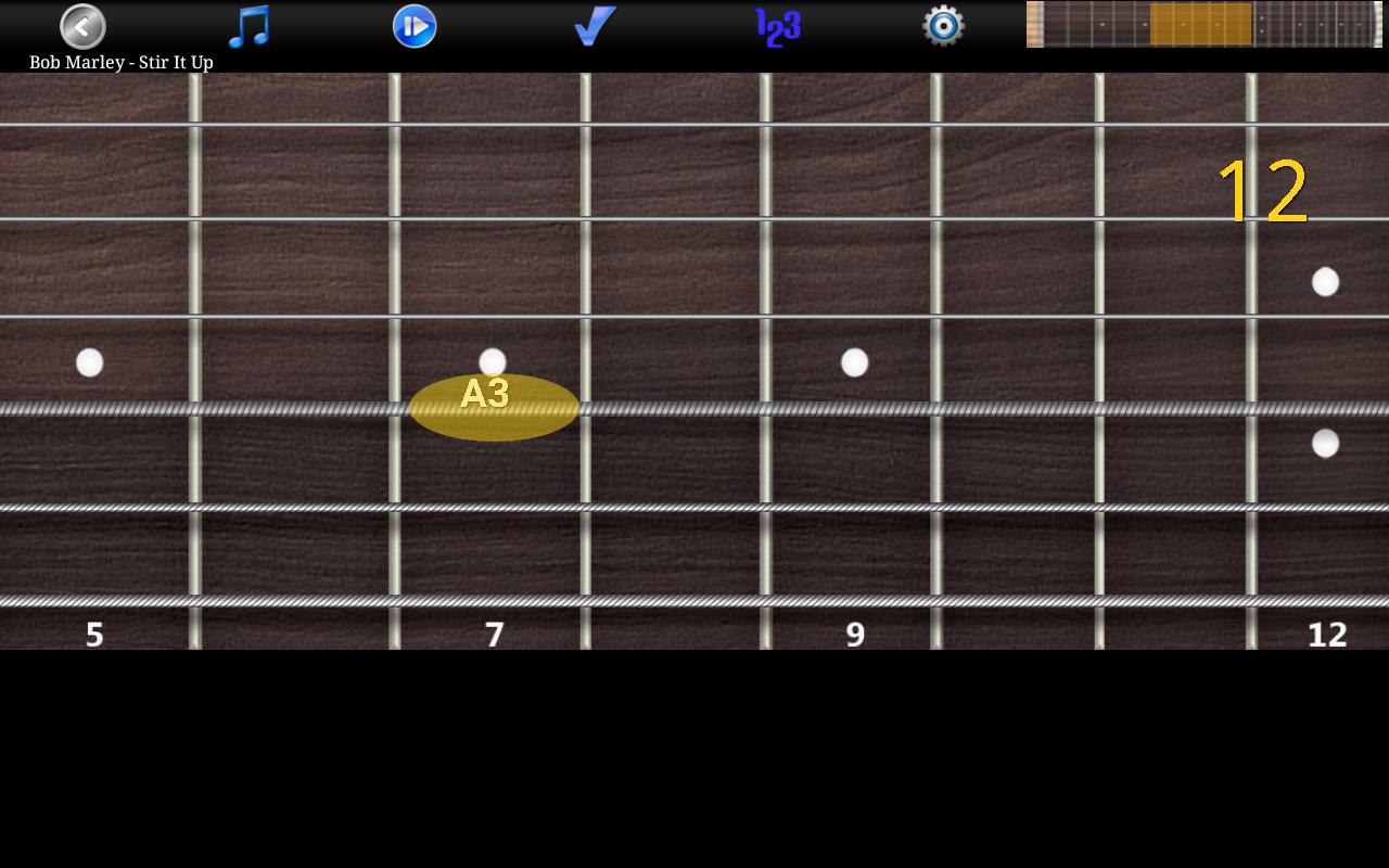 Guitar Riff Pro Screenshot 11