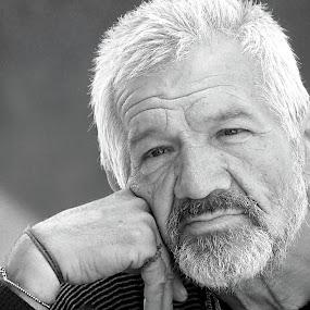Men_5 by Milos Markelj - People Portraits of Men