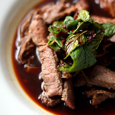 Thai Beef With Chilli & Mint