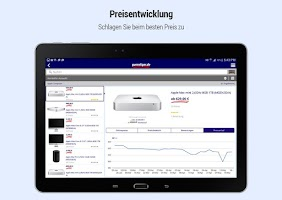 Screenshot of guenstiger.de