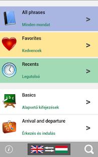 App Hungarian talking phrasebook translator dictionary apk for kindle fire