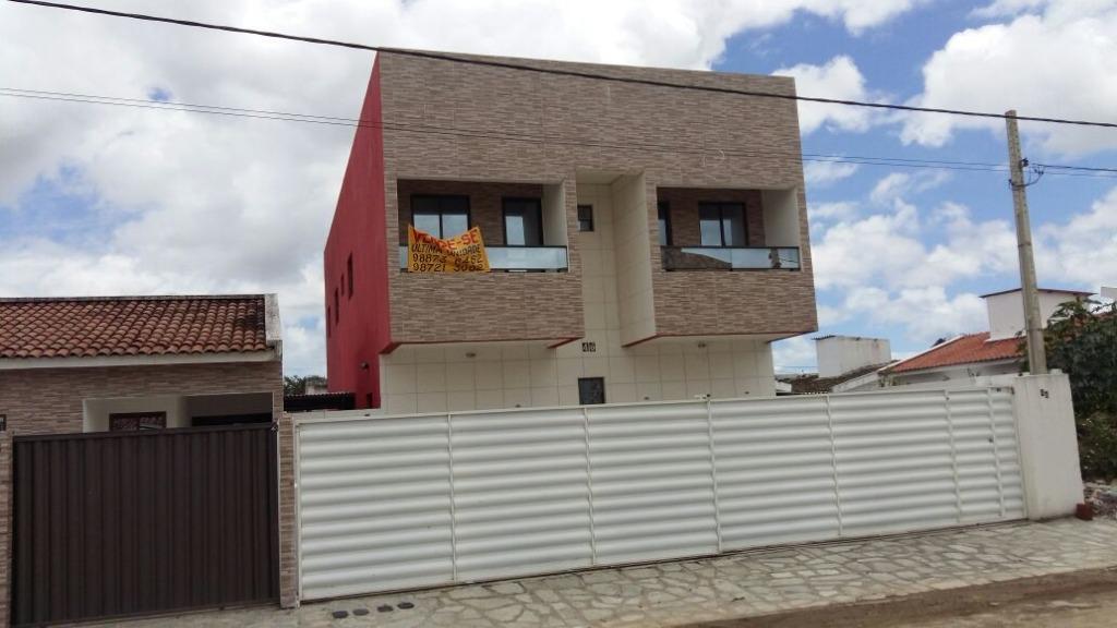 Apartamento residencial à venda, Distrito Industrial, João P