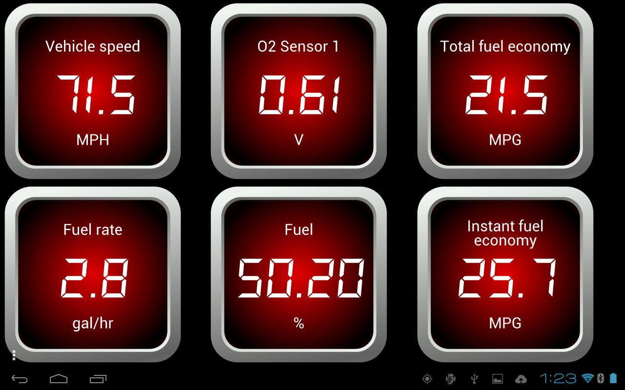 OBD Fusion (Car Diagnostics) Screenshot 9