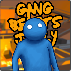 Gang Beasts Jelly For PC (Windows & MAC)