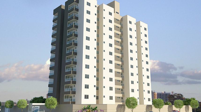 Apartamento residencial à venda, Jardim Patrícia, Uberlândia