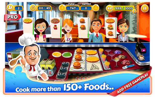 Restaurant Mania Pro - screenshot