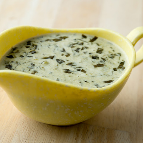 Classic French Sorrel Sauce