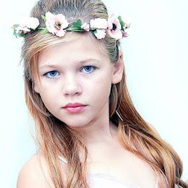 little girl by Lize Hill - Babies & Children Child Portraits