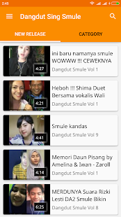 Dangdut Sing Smule - screenshot