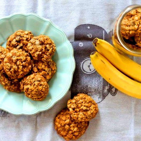 Banana cookies are Simple and delicious