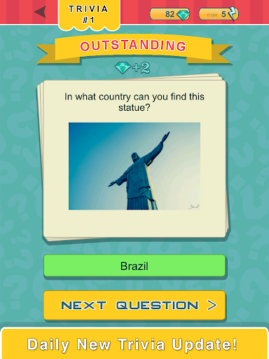 Trivia Quest World Trivia - screenshot