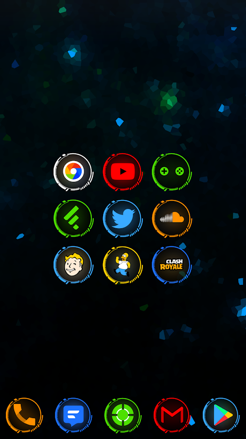 Aeon Icon Pack Screenshot 4