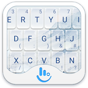 TouchPal Snowberg Keyboard