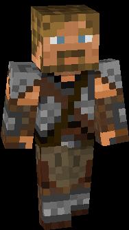 A simple farmer who seasonally raids in order to live.