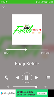 App Fresh FM Nigeria apk for kindle fire
