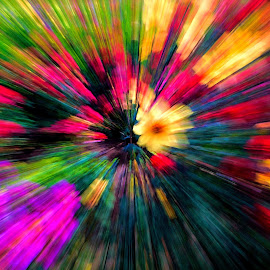 Color bomb by Jim Jones - Abstract Patterns ( art, color, design, pattern, abstract )