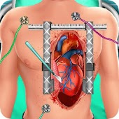 Download Open Heart Surgery Doctor Game APK to PC