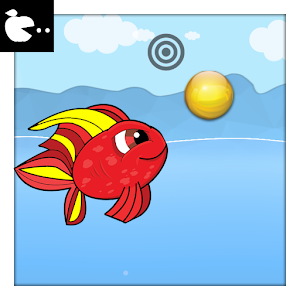 Jumping fish: Catch The Pearl