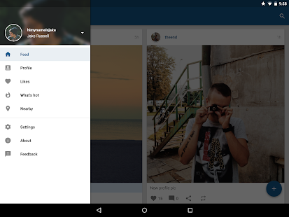 Imagine for Instagram- screenshot thumbnail
