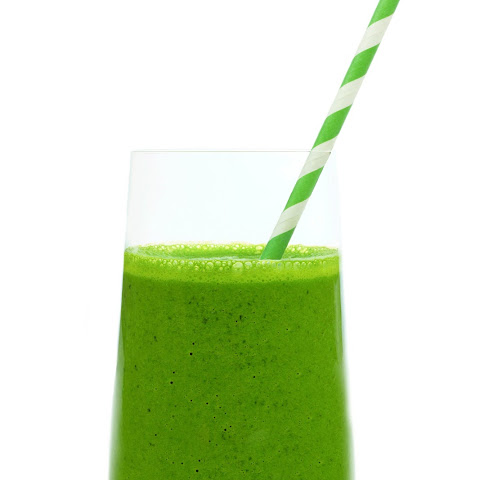 The Best Green Smoothie (V, GF)