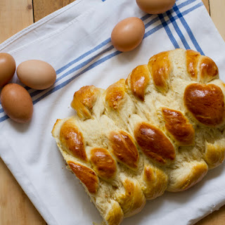 Kalács, the Hungarian Sweet Braided Braid