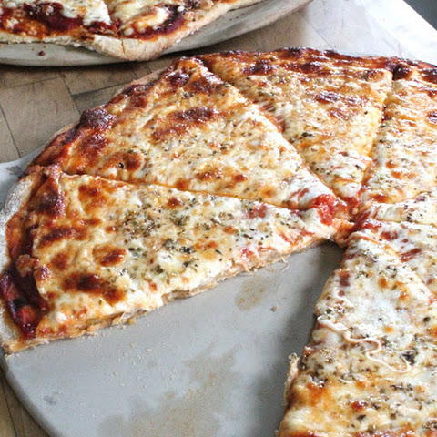 Whole Grain Plain Pizza