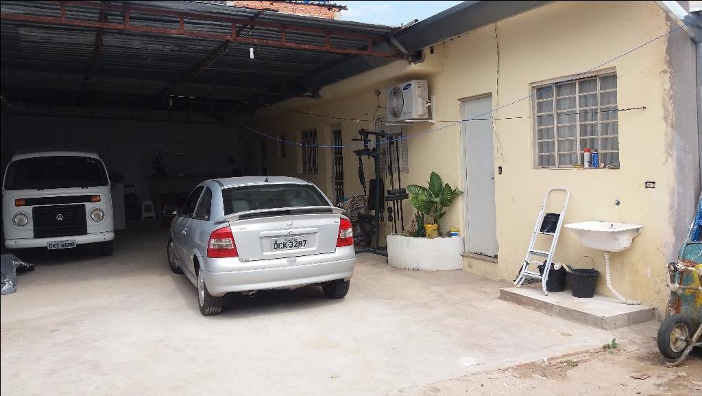 Casa residencial à venda, Chácaras Campos Elíseos, Campinas.