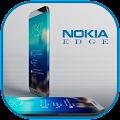 Nokia Edge Theme & Launcher